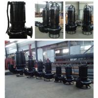 3-132KW潜水排沙泵,大功率潜水渣浆泵,高效耐磨潜水矿砂泵,(中国泵城)淄博瑞昱泵业直供