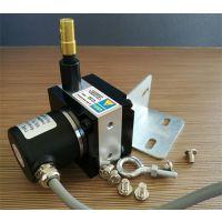 拉绳传感器的应用及特点