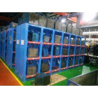 重载模具货架的承载力与支撑点结构