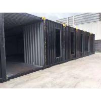 二手集装箱供应商/专业组合集装箱拼装,集装箱货柜仓库搭建