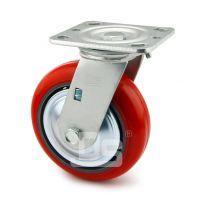 大世脚轮 铸铁重型工业万向轮 高载重耐磨耗 多尺寸可定制