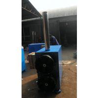 供应全自动温控燃气热风加温机