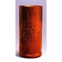 酒店雕塑摆件设计定制与竹刻艺术简述