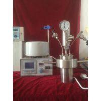 新材料行业微型高压反应釜