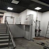 山东济南金富豪厂家供应无障碍升降平台 家用电梯室内楼层专业升降平台质量保证