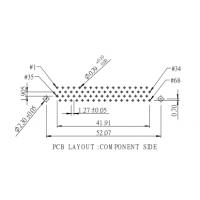 现货供应 康龙 PCMCIA系列 0070200P20B 连接器
