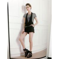 时尚品牌女装加盟欧梦澜大码女装批发品牌女装招商网