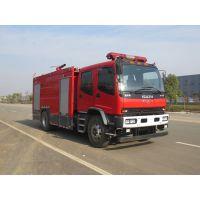 JDF5170GXFPM70型泡沫消防车