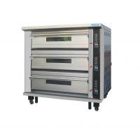 供应广州新麦电烤炉三层九盘SK-633 进口发热管 面包蛋糕食品烤烤箱