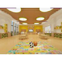 广州专业早教设计公司 深圳幼儿园美工室装潢设计