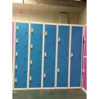现代钢制衣柜 铁皮更衣柜 学生储物柜 重庆厂家直销