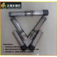 浙江省声测管 余姚声测管 焊接式声测管