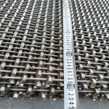 聚乙烯矿筛网 粮仓镀锌轧花网厂 煤矿轧花网规格