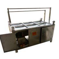 四盒腐竹机 带石磨自动磨浆油皮机多少钱一台