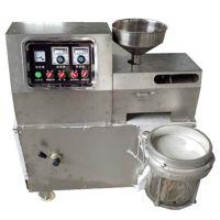 油品加工设备哪个厂家好 专业耐用真空榨油机多少钱