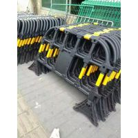 塑料铁马价格塑料围栏材质塑料护栏厂家