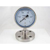 菲勒-YN系列、YN-B系列耐震压力表