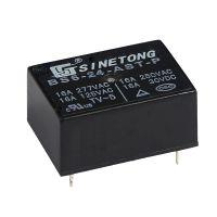 厂家直销信易通智能插座24V功率继电器BS6-24-AST-P 小型16A 继电器