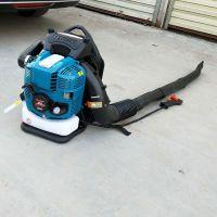 园林绿化专用背包式吹叶机 富兴轻便型汽油吹风机 手提式汽油吹风机哪里有卖