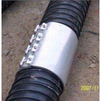 广东福建塑钢缠绕管专用不锈钢卡箍DN600 青岛天智达