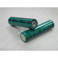 总代原装进口日本品牌FDK HR-4/3AU 1.2V柱式镍氢充电电池 质量保证 供货稳定