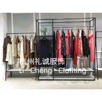 杭州品牌折扣女装有那些品牌一线品牌兰梦萱品牌折扣女装批发货源