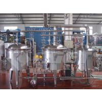 CGET-ZDS系列啤酒试验设备