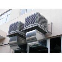 石蜡厂夏季用什么设备给车间厂房送风换热降温