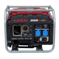 LC3500io隆鑫3KW变频汽油发电机组野营用发电设备房车用移动电源3KW开架变频汽油发电机