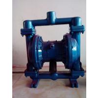 肥东县胶用隔膜泵QBY-80化工泵