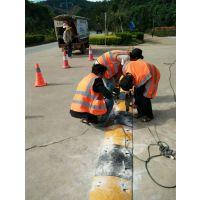 道路上的标线划线是如何划线施工的,深圳停车场画线规格