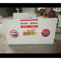 深圳厂家直销彩票刮刮乐玻璃销售台体育彩票收银台福彩四件套柜子高档烤漆