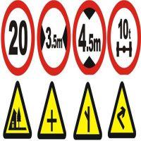 厂家定制各种交通标识牌 反光标识牌 施工标志牌【价格实惠】