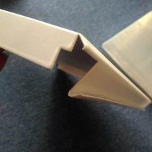 天花板供应S型条扣板吊顶 加油站防风条扣板