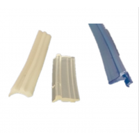 机床防护罩橡胶条盖板|聚氨酯刮油胶条生产厂家