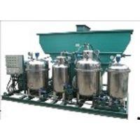 带斜板含油污水处理设备油水分离机