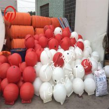 苏州塑料浮漂供应 直径40cm浮球价格