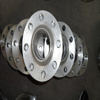 销售各种型号碳钢锻造平焊 对焊法兰 精加工 沧州齐鑫