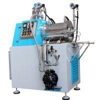 儒佳科技供应SF大流量棒销砂磨机 30L棒销卧式砂磨机