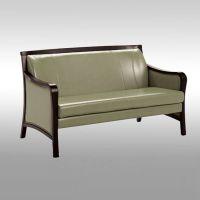 双位沙发带扶手休闲沙发定做高档餐厅咖啡厅沙发厂家供应