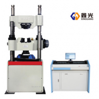 300KN微机控制电液伺服万能试验机(C型机)工艺新 产品精 质量优 交货期准