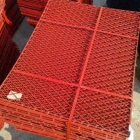 无锡冀衡洋钢笆片800*1000优质Q235钢板冲压裁剪一次成型脚手架的必备设施