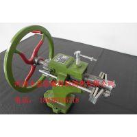哈尔滨滨江正品小手摇机 白铁皮保温压边机 小型起线机 压槽机 加工厚度1MM