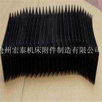 厂家直销风琴式防护罩、机床导轨防尘罩、多边形防护罩