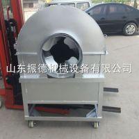 振德牌 滚筒炒货机 板栗炒货机 电加热炒锅 休闲食品厂设备