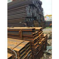 昆明市槽钢18号销售处玉溪厂家材质Q345A长度9米每支重量207公斤
