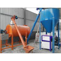 简易型干粉砂浆成套设备的组成部分有哪些?