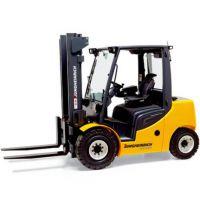 永恒力内燃平衡重叉车 5.0吨 DFG550s 柴油车 叉车租赁