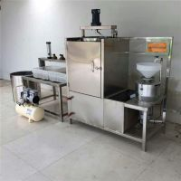 多功能豆腐机 花生豆腐机 带搅拌的花生豆腐机多少钱 商用豆腐机厂家