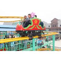 长春创艺精心定制刺激好玩的自旋滑车游乐设备公园游乐场必备高利润游乐设备